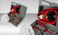 Roadside Emergency Tool-and-Auto Kit (30-Piece)