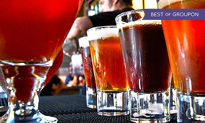 Nevin's Brewing Company - Plainfield: $49 for One Ticket to NYE Beers Around the World at Nevin's Brewing Company on December 31 ($100 Value)