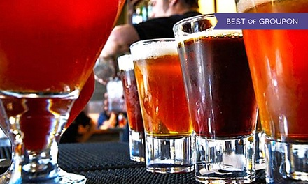 $49 for One Ticket to NYE Beers Around the World at Nevin's Brewing Company on January 31 ($100 Value)