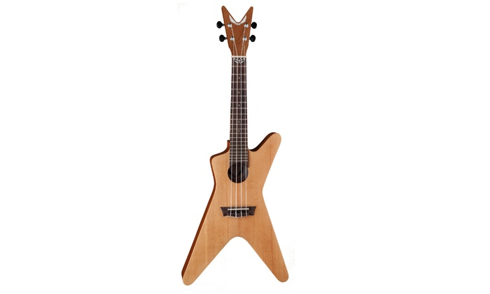 Dean Guitars ML Concert Spruce Ukulele with Gig Bag