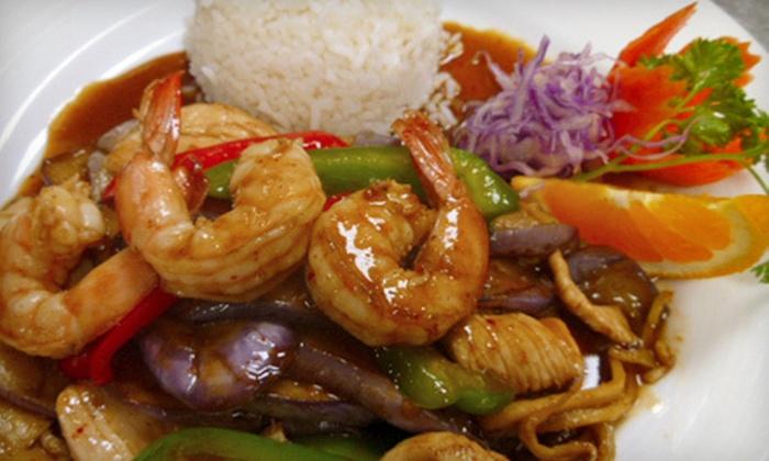 Nooddi Thai Chef - Glenn Mills: Thai Dinner for Two or More or for Four or More at Nooddi Thai Chef (Up to 56% Off)
