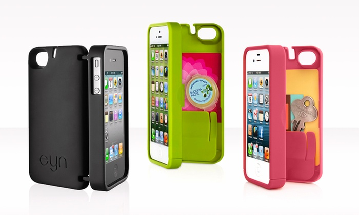 Eyn iPhone Storage Cases: Eyn Storage Case for iPhone 4/4S or 5. Multiple Colors Available. Free Shipping.