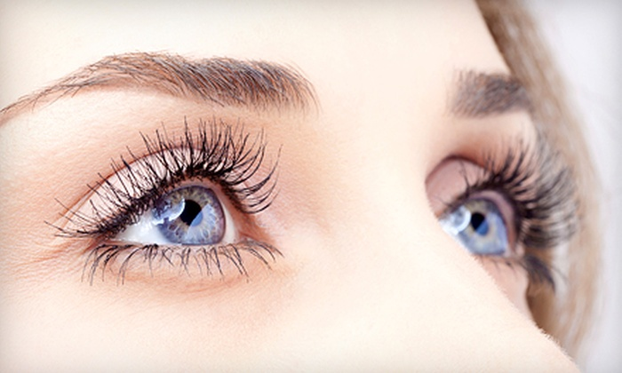 PB Nail and Spa - Fort Lee: Eyelash Extensions with Option of Refill Option at PB Nail and Spa (Up to 60% Off)