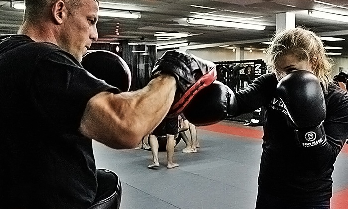 Reaction Fitness - Reaction Fitness: $79 for a One-Month Membership Good for Krav Maga and Fitness Classes at Reaction Fitness ($445.99 Vaue)