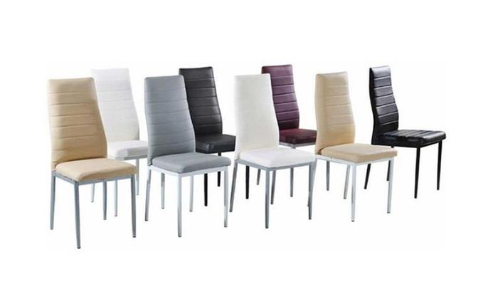 Set di sedie diva groupon goods