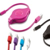 iHome Lightning or Micro-USB Charging Cables