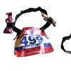 Race-Number Belt with Gel Loops