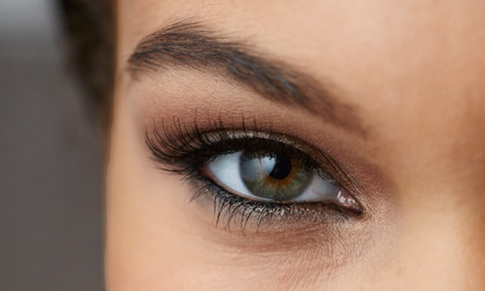 Full Set of Eyelash Extensions at Reflections Day Spa (40% Off)