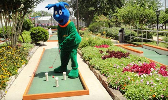 Mini Golf and Games - Putt-Putt Fun House | Groupon
