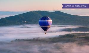 Denver Hot Air Ballooning: $159 for a Sunrise Hot Air Balloon Ride with Champagne from Denver Hot Air Ballooning ($289.99 Value)