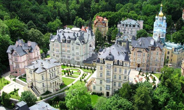 Hotel Carlsbad Inn Karlovy Vary
