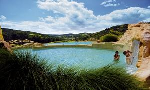 Acquapark della Salute Più: Ingresso per 2 persone all'Acquapark della Salute Più (sconto fino a 31%)