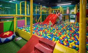Play City: Park Rozrywki Play City: całodniowe wejście dla 2 osób za 59,99 zł i więcej opcji