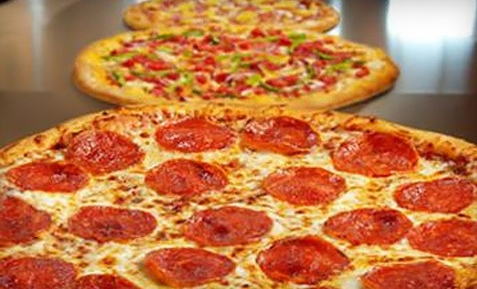Buffet Dinner and Soda Package for 2: All-You-Can-Eat Buffet Dinners for 2 and 2 Large Sodas (a $14 value) - CiCi's Pizza in Fairfield
