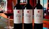 Envy Wines - Calistoga: Wine Tasting for Two or Four with Take-Home Bottle at Envy Wines (Up to 53% Off)