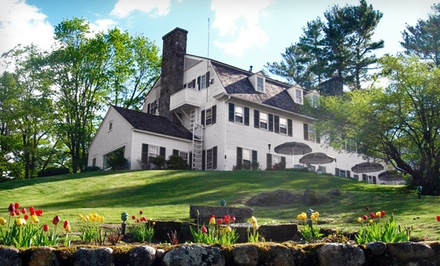 1-Night Stay for Two in a Fireplace Room, Valid SundayThursday  - Adair Country Inn & Restaurant in Bethlehem