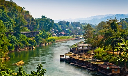 Groupon Deal: ✈ 10-Day Thailand Tour with Airfare & Hotels from Affordable Asia Tours. Price per Person Based on Double Occupancy.