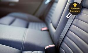 Ideal Couros: Ideal Couros – Cidade do Automóvel: revestimento em couro ecológico para carros pequenos, médios, grandes e de 7 lugares