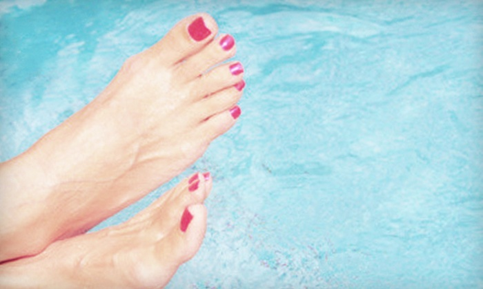Debra King at Designers Salon - Lawrence: One or Three Spa Pedicures from Debra King at Designers Salon (Up to 56% Off)