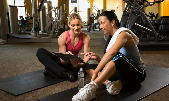 Hart For Health - San Carlos: Nutrition and Fitness Plan or Four or Eight Personal-Training Sessions at Hart For Health (Up to 79% Off)