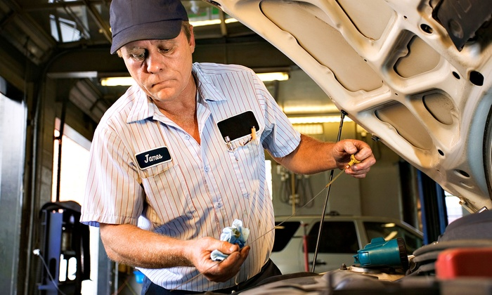 Auto Supreme - Halton Hills: Oil Change Package, Rustproofing, or Both at Auto Supreme (Up to 70% Off)