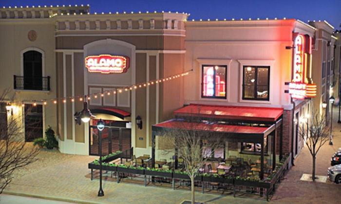 Alamo Drafthouse Cinema - Multiple Locations: $9 for Movie for Two at Alamo Drafthouse Cinema (Up to a $20 Value)