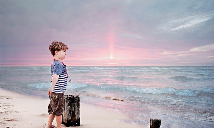 Amber Lynn Photography - Virginia Beach: 30-Minute Outdoor Photo Shoot from Amber Lynn Photography (75% Off)