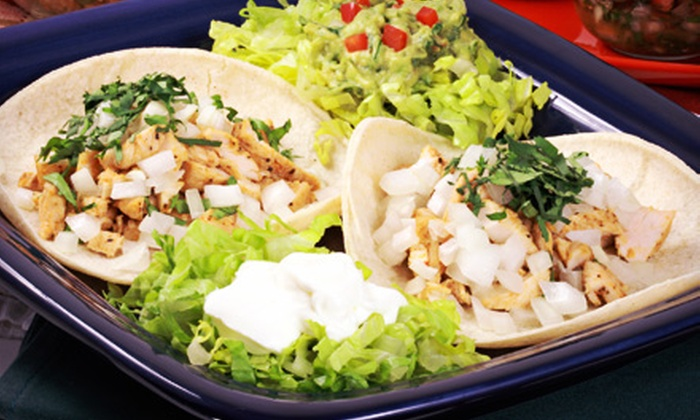 Senor Tequilas - Señor Tequilas: $11 for $20 Worth of Mexican Food at Senor Tequilas