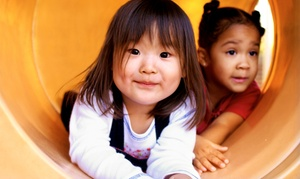 $30 For Six Groupons, Each Good For An Open-play Gym Session At Kids Party Play & Tumble ($60 Value)