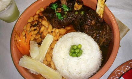 Admission for One, Two, or Four to Taste of Peru on Sunday, November 23 (Up to 53% Off)