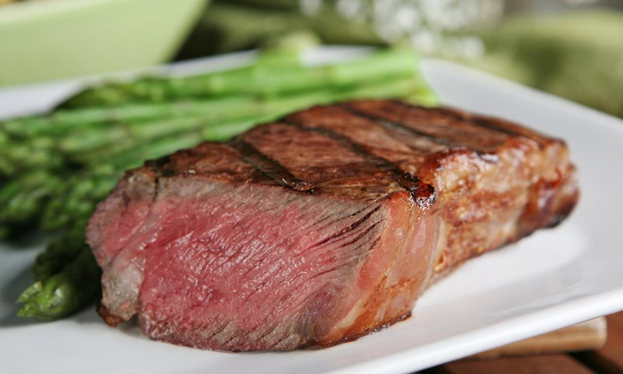Timber Lodge Grill - Northwest Oklahoma City: $25 for $40 Worth of Steak-House Fare — Timber Lodge Grill