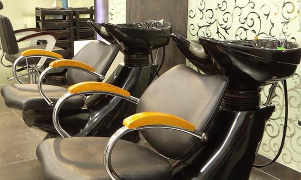 Facial, Waxing, Haircut & MORE at Turn Styles Hair