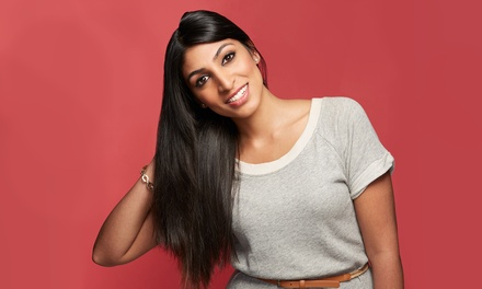 One or Two Keratin Straightening Treatments at Arco Hair Company (Up to 53% Off)
