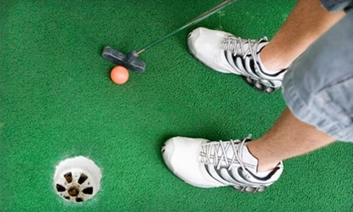 Putt-Putt Golf and Games - Del Norte: Mini Golf and Arcade Games for Two or Four or Putt-Putt Golf for Two at Putt-Putt Golf and Games (Up to 55% Off)