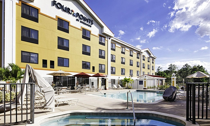 Four Points by Sheraton Fort Myers Airport - Fort Myers, FL: Stay at Four Points by Sheraton Fort Myers Airport in Fort Myers, FL, with Dates into September