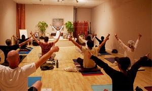 Seventh Chakra Yoga: 10 or 20 Yoga Classes or One Month of Yoga Classes at Seventh Chakra Yoga (Up to 80% Off)