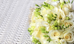 Moody Cow Florist ML8: Floral Wedding Package from Moody Cow Florist (Up to 54% Off)