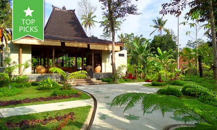 Bali: Up to 7 Nights for up to Four in 1-Bedroom or 2-Bedroom Pool Villa with Breakfast at Senetan Villa and Spa Resort