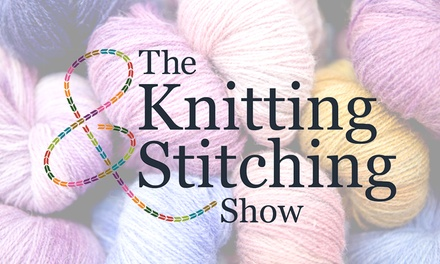 The Knitting and Stitching Show, 24–27 November at Harrogate International Centre
