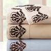SL Home Fashions Francis Microfiber Sheet Set