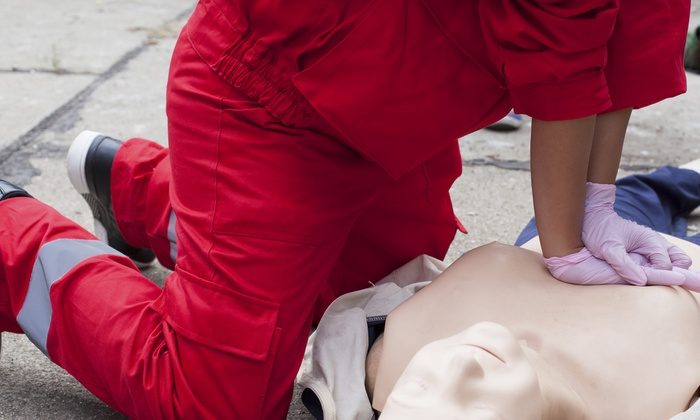 Your Choice First Aid / CPR & AED Services - SoHo: $160 for $400 Worth of CPR and First-Aid Certification Classes — Your Choice First Aid / CPR & AED Services