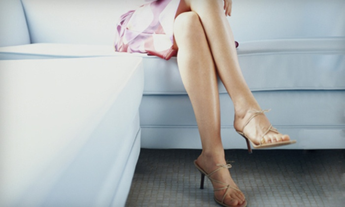 Vanishing Veins  - Blue Hills: Two or Three Sclerotherapy Treatments for Spider Veins at Vanishing Veins in Greater Hartford (Up to 77% Off)