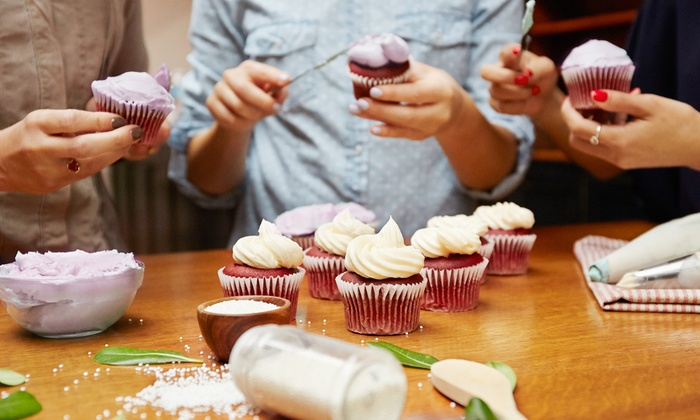 Shancakes - Leominster: $14 for One Dozen Decorate-Your-Own Cupcakes at Shancakes ($26 Value)