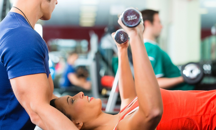 One2one Personal Training From 30 50