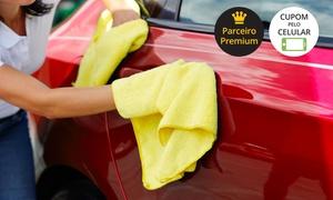 Limp-Car: Limp-Car – Calçada: polimento manual 3M + até 9 serviços + desconto de 20% na impermeabilização