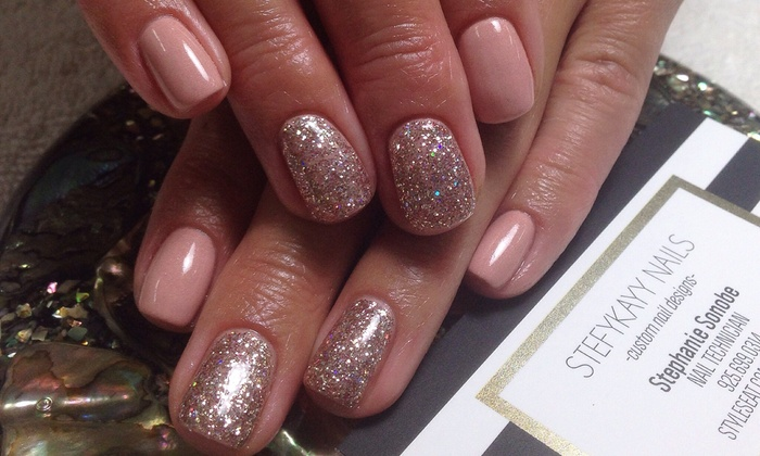 Stefykayy Nails - Dublin: $35 for $45 Worth of No-Chip Nailcare — Stefykayy nails