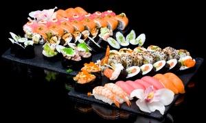 Goko Restauracja Japońska: Sushi: 29,99 zł za groupon wart 60 zł i więcej opcji w Goko Restauracji Japońskiej