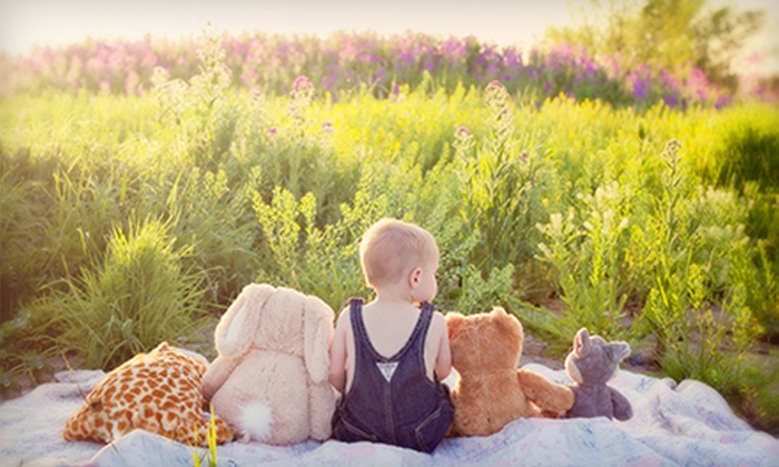 Kelli LeBeau Photography - Bonner - Loring: $69 for Photography Package from Kelli LeBeau Photography (Up to $350 Value)