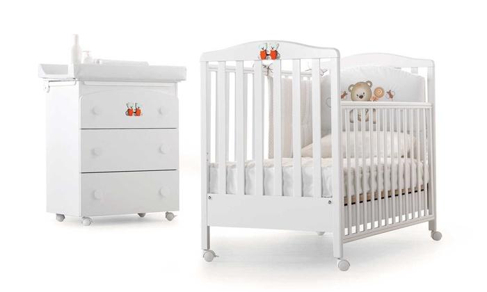 Lettino o fasciatoio baby | Groupon Goods