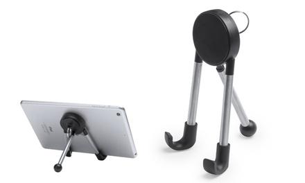 1 o 2 soportes telescópicos para dispositivos móviles